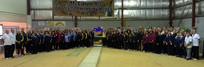Senior National Championships – McLaren Vale 2014
