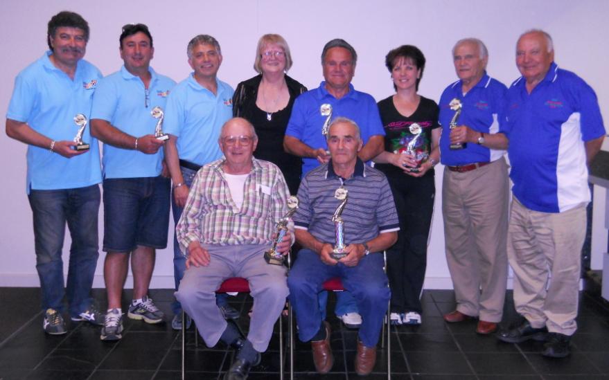 Raffa Tournament of Bocce – Mount Gambier 2012