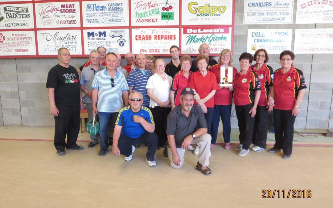 Galipo Food Co. – Christmas Tournament 2016