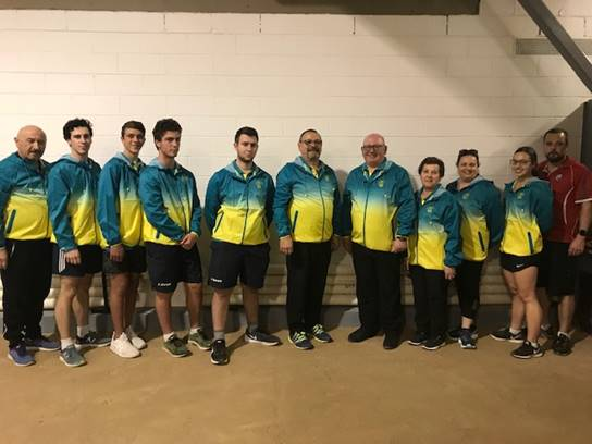 Bocce Australia Team set for China – Show Your Support!