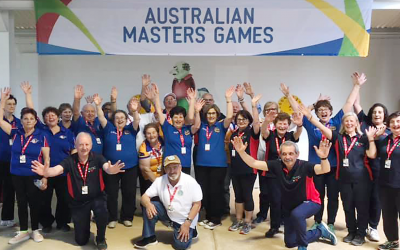 17th Australian Masters Games