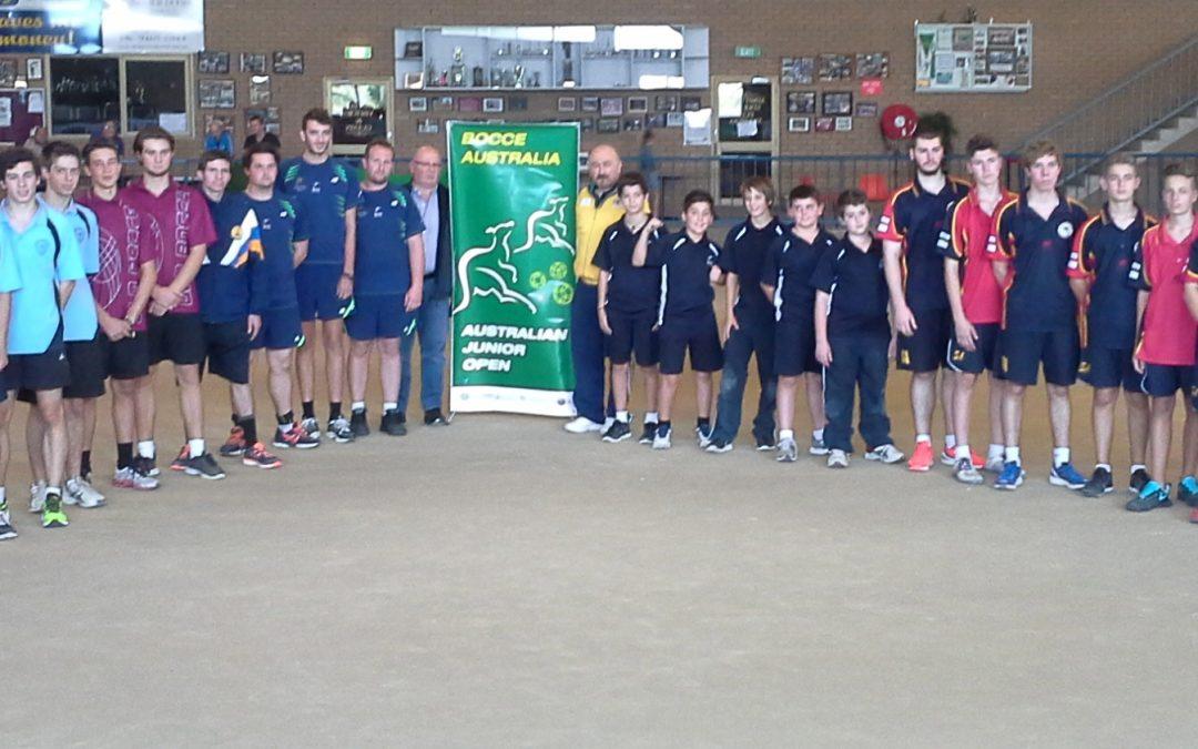 Junior National Championships – Epping 2015